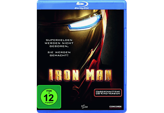 Iron Man (Ungeschnittene US-Kino Version) Blu-ray