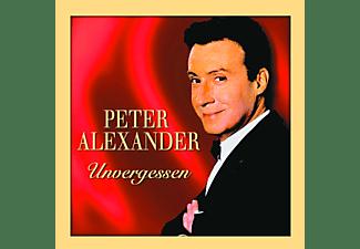 Peter Alexander - Unvergessen  - (CD)