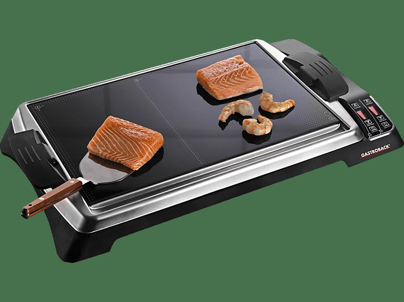 GASTROBACK 42535 Teppanyaki Advanced Elektrogrill (1280 Watt)
