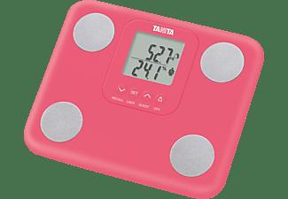 Báscula de baño - Tanita BC-730 Rosa Peso máximo 150kg, Precisión de 100g, Función memoria,