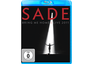 Sade - BRING ME HOME - LIVE 2011  - (Blu-ray)