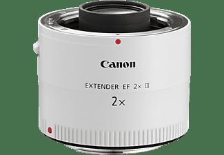 CANON Extender EF 2x III EF (Objektiv für Canon EF-Mount, Weiß)