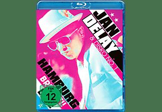Jan Delay, DISKO NO.1 - HAMBURG BRENNT!!  - (Blu-ray)