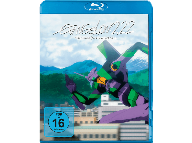Evangelion 2.22 - You can (not) advance [Blu-ray]
