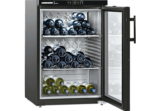 Vinoteca - Liebherr WKB 1812, 60 botellas, Alarma acústic Iluminación interior
