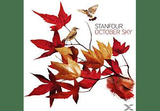 Stanfour - OCTOBER SKY  - (CD)