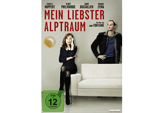 Mein liebster Alptraum DVD