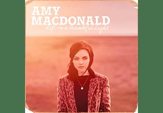 Amy MacDonald - LIFE IN A BEAUTIFUL LIGHT. [CD]