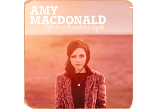 Amy MacDonald - LIFE IN A BEAUTIFUL LIGHT. [CD]