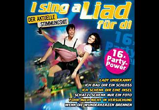 VARIOUS - I Sing A Liad Für Di  - (CD)