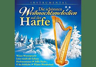 Engelbert Aschaber - Die schönsten Weihnachtsmelodien auf der Harfe  - (CD)