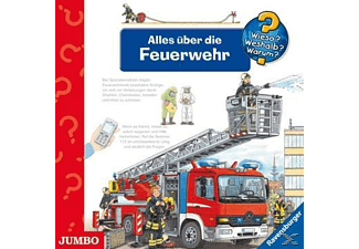 Wieso? Weshalb? Warum? Alles über die Feuerwehr  - (CD)