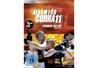 Alarm für Cobra 11 - Staffel 24-25 DVD
