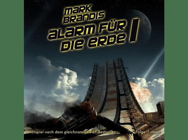 Mark Brandis 17: Alarm für die Erde (Teil 1 von 2) - (CD)