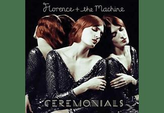 Florence + The Machine - CEREMONIALS (ENHANCED) [CD]