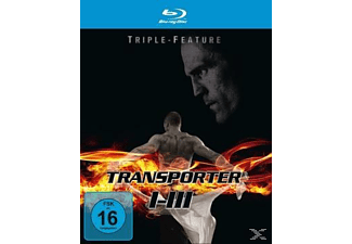Transporter 1-3 Triple Feature Blu-ray