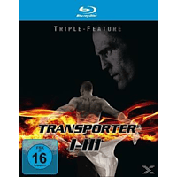 Transporter 1-3 Triple Feature [Blu-ray]