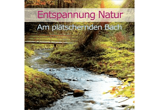 Vogelstimmen/Naturgeräusche - Entspannung Natur-Am Plätschernden Bach  - (CD)