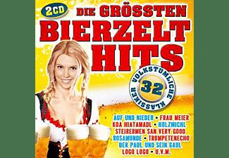 VARIOUS - Die größten Bierzelthits-Folge 1  - (CD)