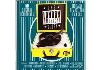VARIOUS - The London American Story 1957  - (CD)