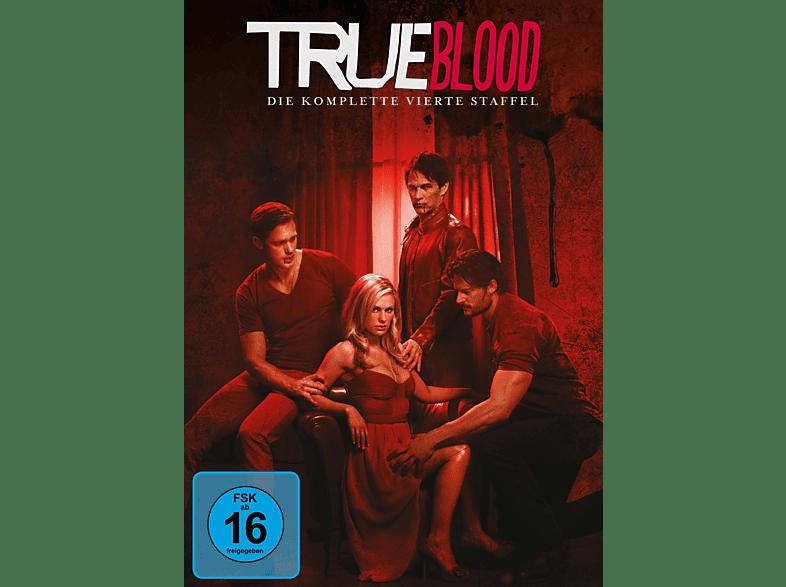 True Blood - Die komplette 4. Staffel [DVD]