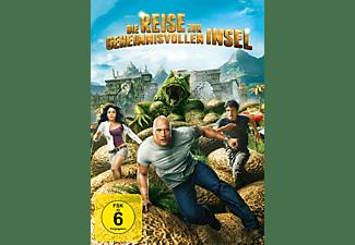 Die Reise zur geheimnisvollen Insel DVD