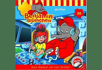 Blümchen, Benjamin - 30: ALS PILOT [CD]