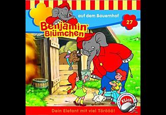 Blümchen, Benjamin - 27: AUF DEM BAUERNHOF [CD]