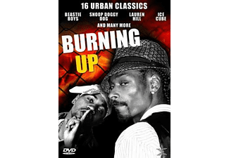 Snoop Dogg, The Beastie Boys -  Burning Up  - (DVD)