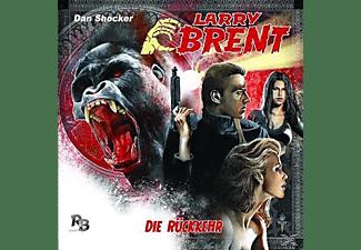 Larry Brent 01: Die Rückkehr  - (CD)
