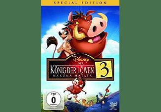 KÖNIG DER LÖWEN 3 HAKUNA MATATA [DVD]