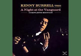Kenny Burrell - A Night At The Vanguard  - (CD)
