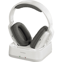 THOMSON WHP3311W, Over-ear Funkkopfhörer  Weiß