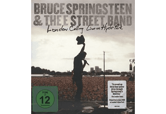 Bruce Springsteen, The Street Band - LONDON CALLING - LIVE IN HYDE PARK  - (DVD)