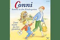 001 - CONNI KOMMT IN DEN KINDERGARTEN/SEEPFERDCHEN - (CD)