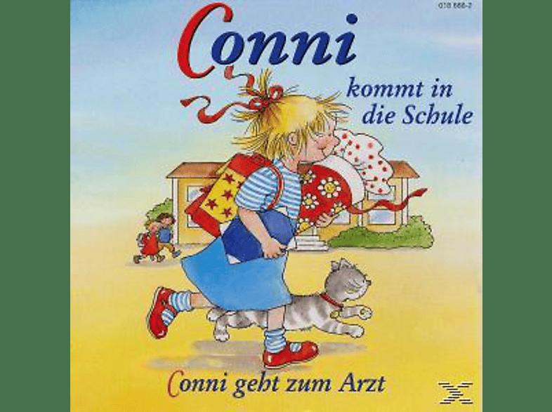 002 - CONNI KOMMT IN DIE SCHULE/CONNI GEHT ZUM ARZ - (CD)