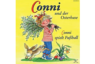 10: Conni und der Osterhase. Conni spielt Fußball - (CD)