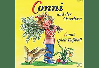 - 10: Conni und der Osterhase. Conni spielt Fußball  - (CD)