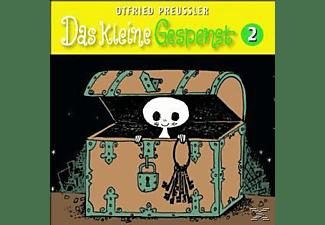 Otfried Preußler - 02: Das Kleine Gespenst (Neuproduktion)  - (CD)
