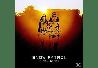 Snow Patrol - FINAL STRAW  - (CD)