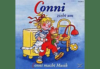 Conni - 7: Conni Zieht Um/Conni Macht Musik  - (CD)
