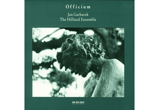 Jan Garbarek, Hilliard Ensemble - OFFICIUM  - (CD)