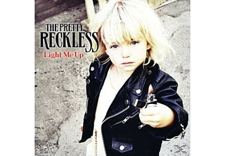 The Pretty Reckless - Light Me Up  - (CD)