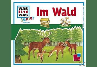 WAS IST WAS junior - 011 - IM WALD  - (CD)
