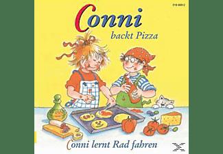 - 008 - CONNI BACKT PIZZA/CONNI LERNT RAD FAHREN  - (CD)