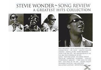 Stevie Wonder - Song Review-A Greatest Hits Collection  - (CD)