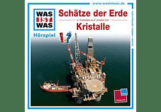 - WAS IST WAS: Schätze der Erde / Kristalle  - (CD)