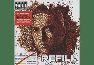 Eminem - Relapse: Refill  - (CD)