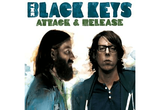 The Black Keys - ATTACK AND RELEASE - (CD)