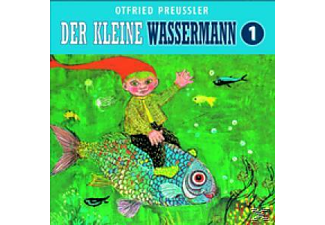 OTFRIED PREUßLER - 02: Der Kleine Wassermann (Neuproduktion)  - (CD)